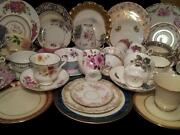Mixed Tea Cups