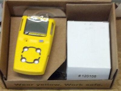 Bw Gas Alert Micro Clip Xt 4-gas Item Mcxlwhmyna New In Box