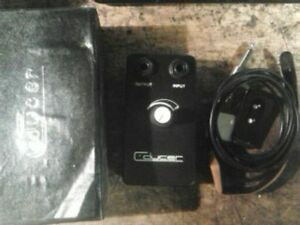 Rare classic New UK C-Tape C-Ducer Capacitance Transducer mic,8""