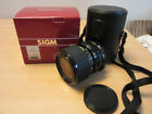 Sigma Camera Lenses for Canon 35-70mm Focal