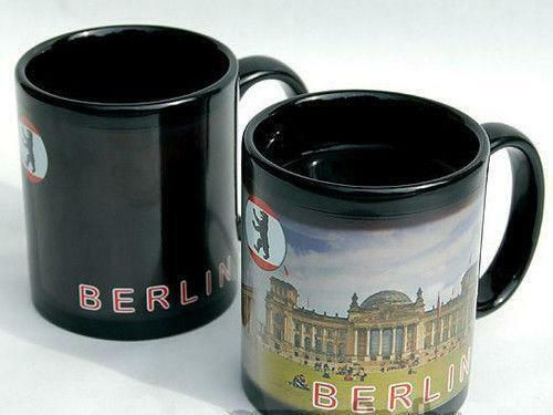 tasse thermoeffekt kaffeetassen becher ebay. Black Bedroom Furniture Sets. Home Design Ideas