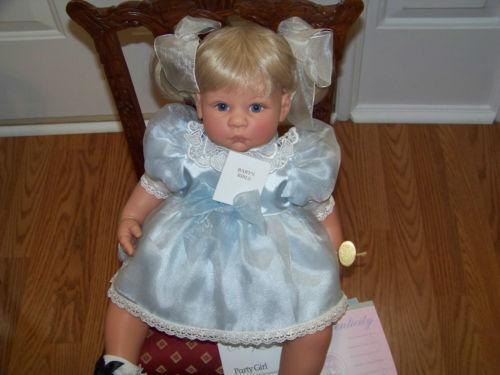 Lee Middleton Girl Doll Ebay