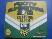 NRL Albums