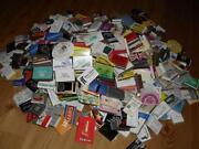 Streichholzschachteln Sammlung