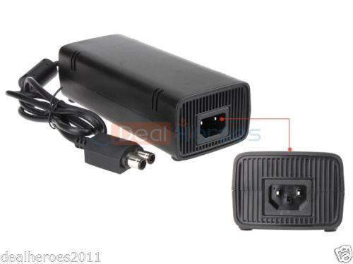 Xbox 360 Ac Adapter Fuse : Xbox power supply ac adapter ebay