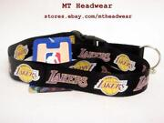 Lakers Lanyard