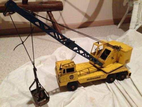 Ford Tonka Truck >> Nylint Crane: Diecast & Toy Vehicles | eBay