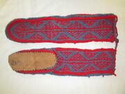 Afghan Slipper Socks