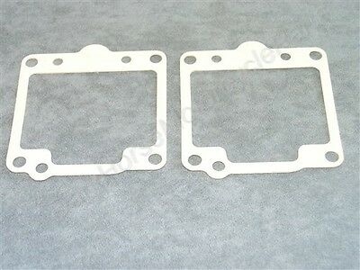 2X CARBURETOR CARB FLOAT BOWL GASKETS <em>YAMAHA</em> XS400 XS400 2 XS500 KL 1