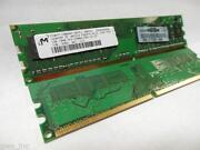 DDR2 PC2-5300, DDR2 (non-ecc)