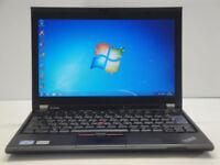 WINDOWS 7 IBM LENOVO X201 LAPTOP i5 CHEAP LAPTOP 3GB 320GB WIFI WEBCAM Sparkhill, West Midlands