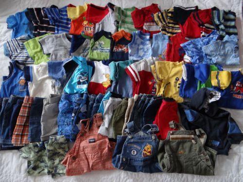 Baby Boy Clothes 18 Months | eBay