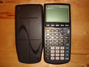 TI-83 science graphing calculator (EMAIL ME OFFERS)