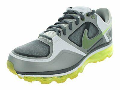 Nike Men's Trainer 1.3 Max Gray/Volt Sz 11 454174-071 Training Shoes