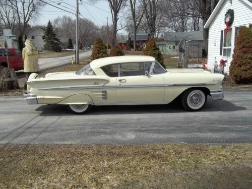 1958 impala ebay. Black Bedroom Furniture Sets. Home Design Ideas