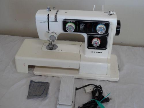 ebay leather sewing machine
