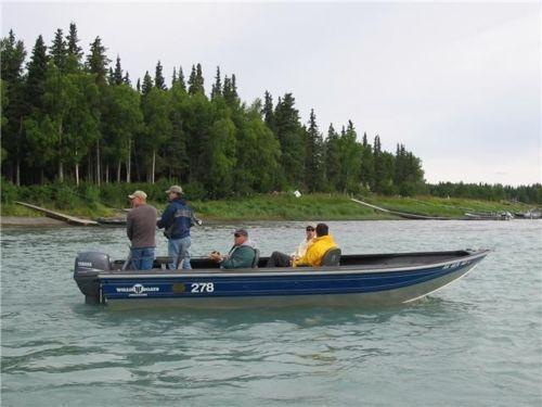 5 night Alaska Salmon and Halibut Fishing trip Kenai River / Cook Inlet