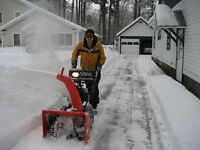 SNOWS ON ITS WAY.(10-15CMS).FULLY INSURED SNOW REMOVAL!