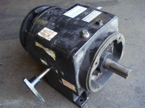 Perfection Gear gearshift transmissions R30D-OEFCA, 4-speed, 182/4TC inp, 8100-B