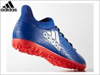 Adult's Adidas 'X 16.3 TF' Football Boots Shoes Trainers (BA8287)
