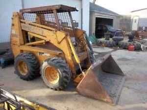 IN SEARCH OF OLDER SKID STEER