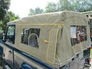 Land Rover Canvas