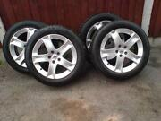 Peugeot 407 Alloy Wheels