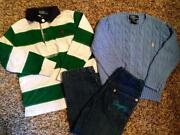 Toddler Boy 4T Lot