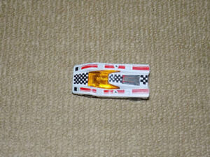 1971 MATCHBOX, LESNEY SUPERFAST, NO. 1, WHITE HAIRY HUSTLER