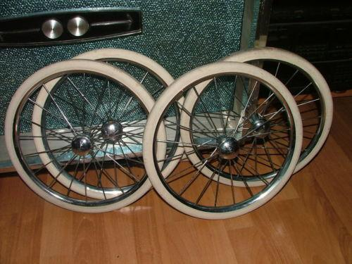 Pram Wheels Tyres Ebay