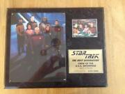 Star Trek Plaque