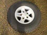 Land Rover Defender Wheels and Tyres