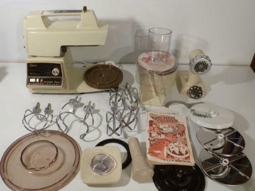 Attachments For Oster Regency Kitchen ~ Oster regency kitchen center ebay