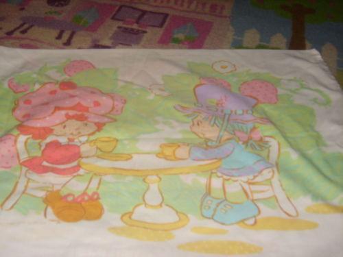 Strawberry Shortcake Twin Bedding