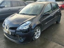 Renault Clio 2007 1.2 Turbo Breaking