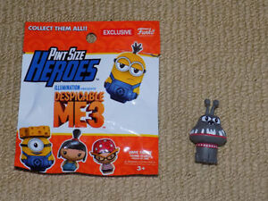 FUNKO, KYLE, PINT SIZE HEROES, DESPICABLE ME 3, VINYL FIGURE, NM