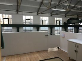 Studio Space for artist/creative in Kew, available immediately