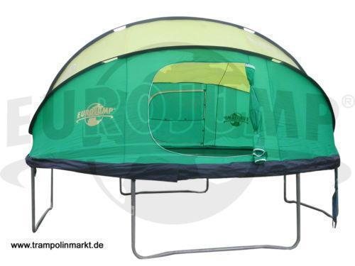 trampolinzelt trampoline ebay. Black Bedroom Furniture Sets. Home Design Ideas
