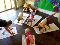 Children's yoga franchise for sale