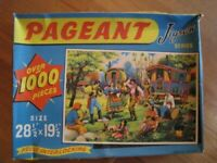 Wanted, Gypsy Camp jigsaw puzzle