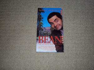 BEAN, VHS MOVIE, EXCELLENT CONDITION