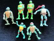 Teenage Mutant Ninja Turtles Action Figures 2003