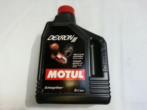 Dot 5 Brake Fluid >> Dexron III: Parts & Accessories   eBay