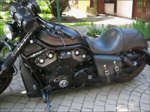 Yamaha Raider Vs Harley Fatboy