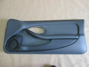 1993-02 Pontiac Firebird Trans Am - Leather Door Panels