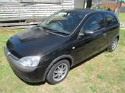 Holden Barina Manual