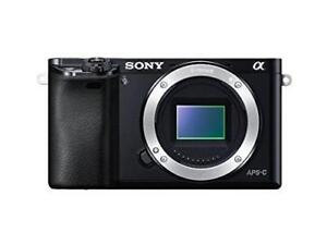 NEW Sony Alpha a6000 Mirrorless Digital Camera - Body only