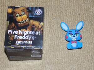 FUNKO, BLUE BONNIE, MYSTERY MINIS, FIVE NIGHTS AT FREDDY'S VINYL
