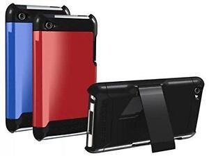 Scosche SportKASE T4 - Sport Case for iPod Touch (Gen4), 1-Pack - Carrying Case - Retail Packaging - Dark Metalic