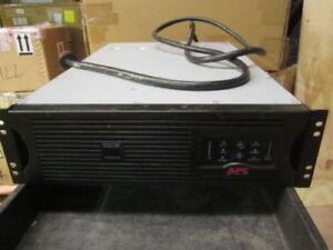 APC SUA3000RMXL3U Smart-UPS 3U RACK - 300$